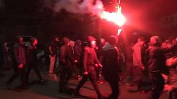 9 души са арестувани след снощните протести в Габрово