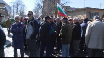 Масов протест срещу Топлофикация - Габрово