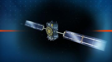 Срив на европейската навигационна система Галилео
