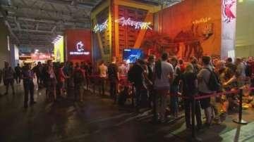 Най-голямото изложение за видеоигри отвори врати
