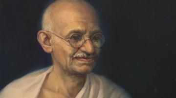 В София откриха изложбата Махатма Ганди - сила на Истината