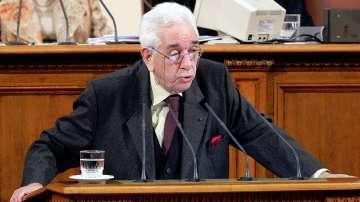 Гиньо Ганев ще остане в историята като Човека парламент