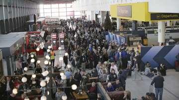 Възстановена е дейността на лондонското летище Гетуик
