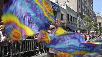 Най-масовият гей парад в историята на Ню Йорк