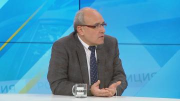 Проф. Калин Гайдаров: Зачестилите обири са показателни за промените в обществото