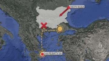 Заработи реверсивната връзка с Гърция за пренос на газ