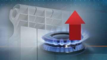 От днес са в сила новите по-високи цени на газа и парното