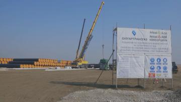 Откриват разширението на Балкански поток