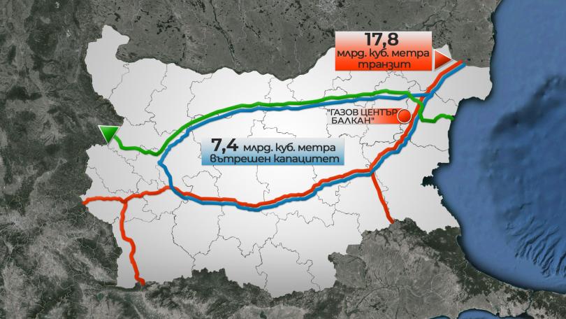 снимка 2 Отвориха офертите за българо-сръбската газова връзка