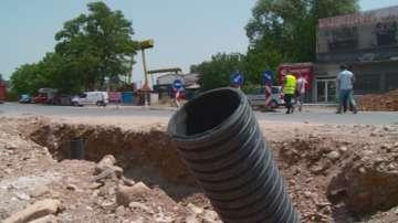Евакуираха района на Рогошко шосе в Пловдив заради спукан газопровод