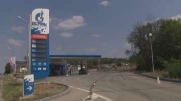 Изтичане на газ от цистерна затвори пътя между Хасково и Димитровград