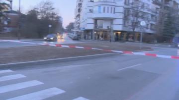 Изтичане на газ при театър София, евакуират хора