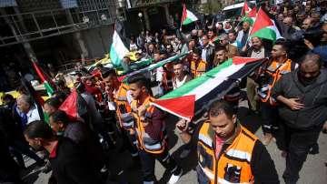 Напрежението в Ивицата Газа остава след сблъсъците с израелските сили