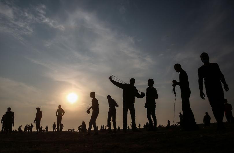 Най-малко шестима палестинци, сред които и командир на ислямистката групировка