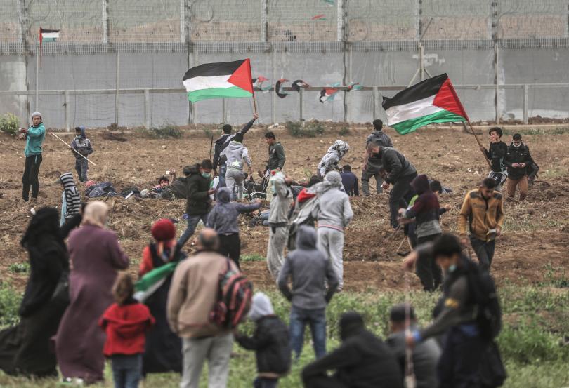 Израел отново отвори пропускателните пунктове на границата с Ивицата Газа