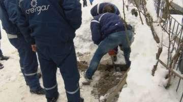 Снегорин едва не предизвика взрив във Велико Търново