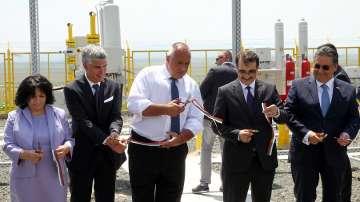 16 млрд. куб. м газ годишно ще преминават през новия газопровод България -Турция