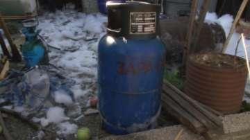 Газова бутилка се взриви в село Енина