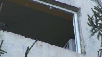 Газова бутилка гръмна в жилище в Разград