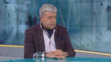 Проф. Генчо Начев: През 2021 г. трябва да бъде първата белодробна трансплантация