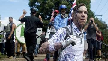 Продължиха протестите в Шарлътсвил