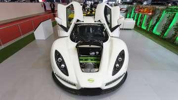 Откриха автомобилния салон в Женева (СНИМКИ)
