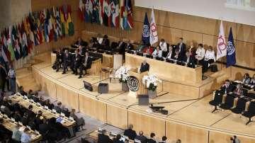 Международната организация на труда заседава в Женева