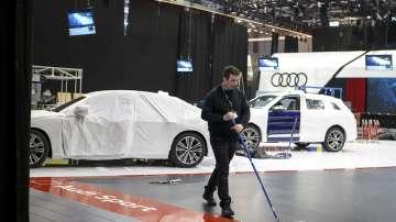 Международният автомобилен салон в Женева утре отваря врати