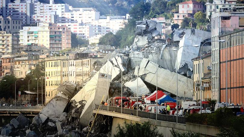 39 са вече жертвите от срутването на моста Моранди в