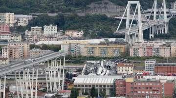В Генуа обявиха проект за замяна на моста Моранди