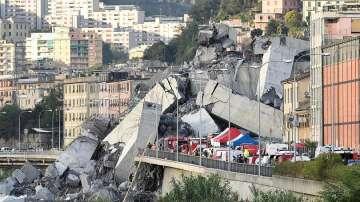 Концесионерът на срутилия се мост в Генуа може да построи нов за 8 месеца