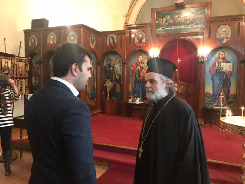 снимка 2 Георг Георгиев се срещна с българската общност в района на Торонто