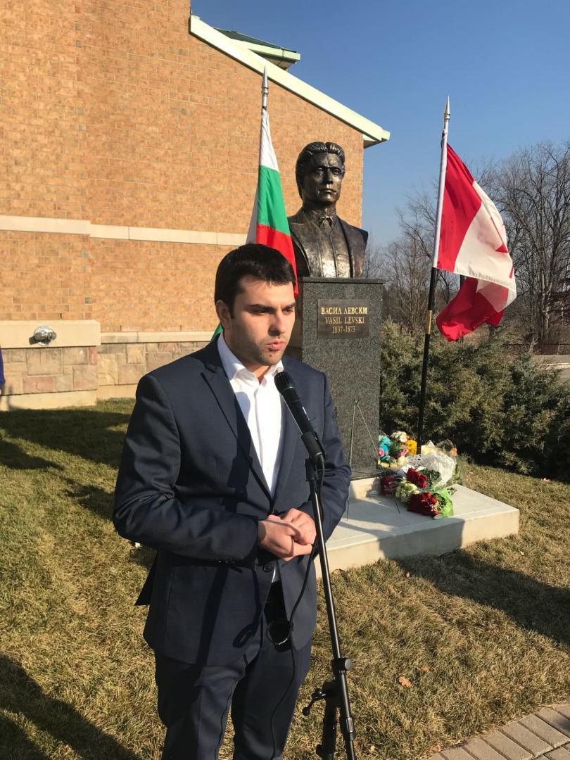снимка 3 Георг Георгиев се срещна с българската общност в района на Торонто