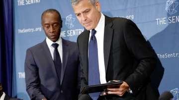 Джордж Клуни разкри военни престъпления и злоупотреби в Судан