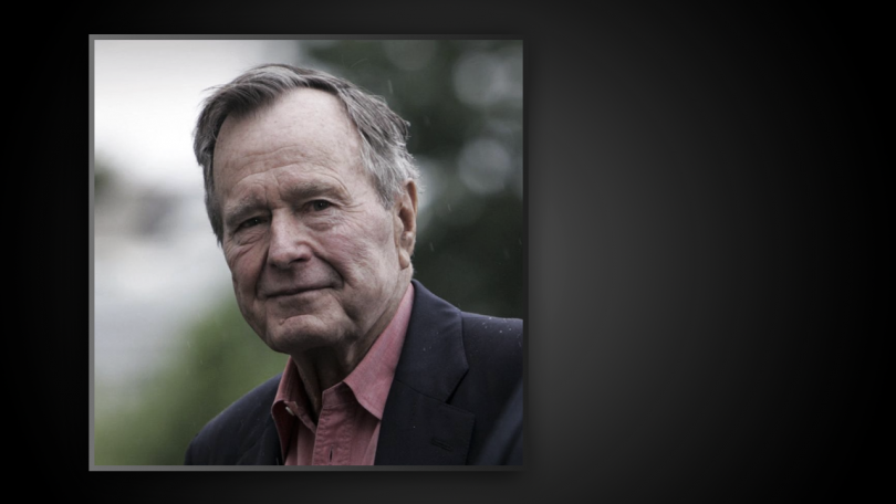 снимка 1 Почина Джордж Буш-старши