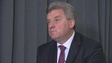 Македонският президент започва консултации с политическите партии