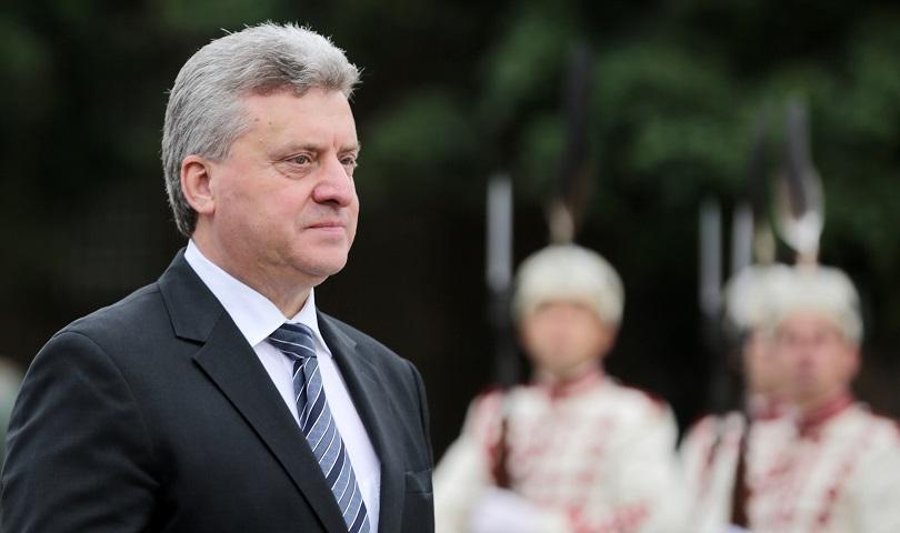 Георге Иванов, настоящият президент на Македония