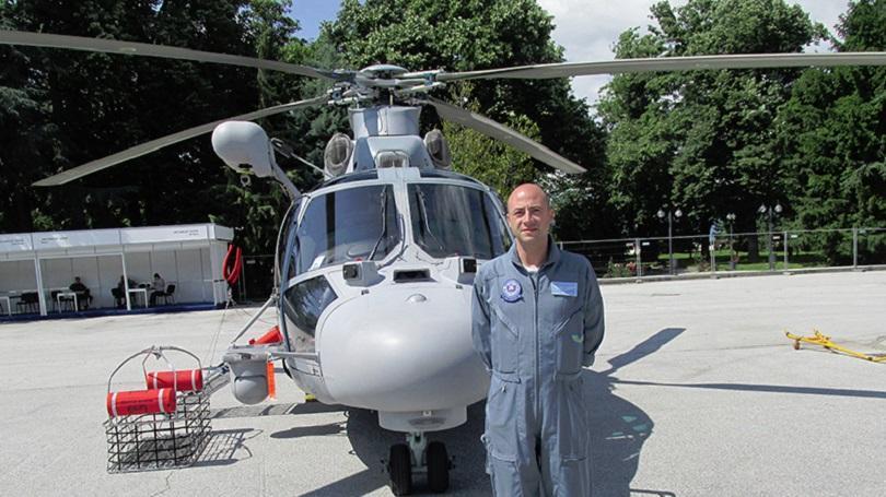 С военен церемониал ще бъде почетен загиналият пилот Георги Анастасов