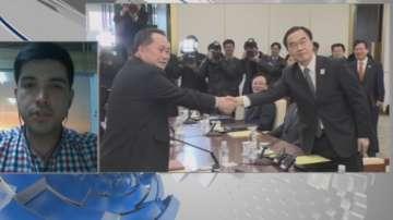 Северна и Южна Корея в пряк диалог за първи път от две години