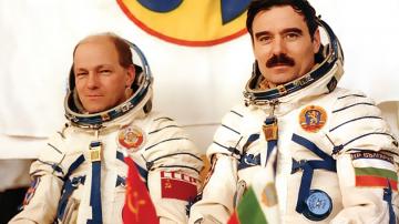 40 години от полета на първия български космонавт