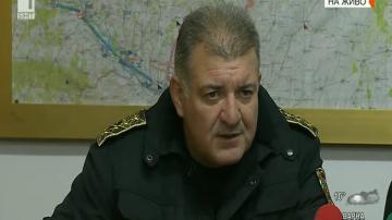 Главен комисар Георги Костов: Конкретна заплаха за България няма