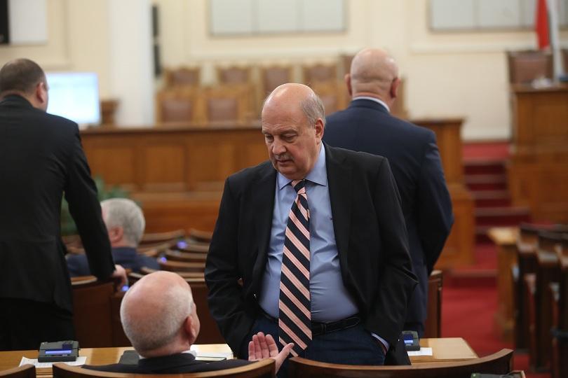 Размяна на реплики между ГЕРБ и ДПС в парламента предизвика