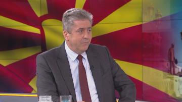 Първанов: Консенсус е необходим, за да може Македония да върви напред