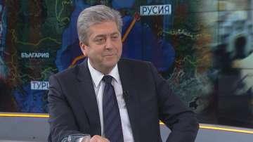 Георги Първанов: 90% съм сигурен, че Турски поток ще мине през България