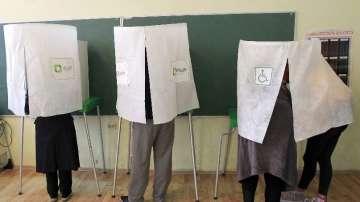 В Грузия избират президент на балотаж