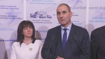Цветанов: ГЕРБ и РБ ще разговарят в неделя или понеделник