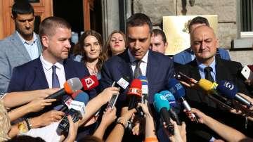 ГЕРБ се регистрира първа в ЦИК за участие в местните избори