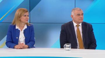 Бюджет 2020: Коментар на Георги Гьоков от БСП и Светлана Ангелова от ГЕРБ