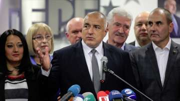 Бойко Борисов: ГЕРБ е длъжен да направи правителство