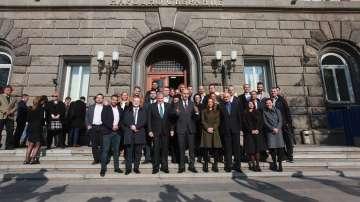 ГЕРБ се регистрираха първи за евроизборите
